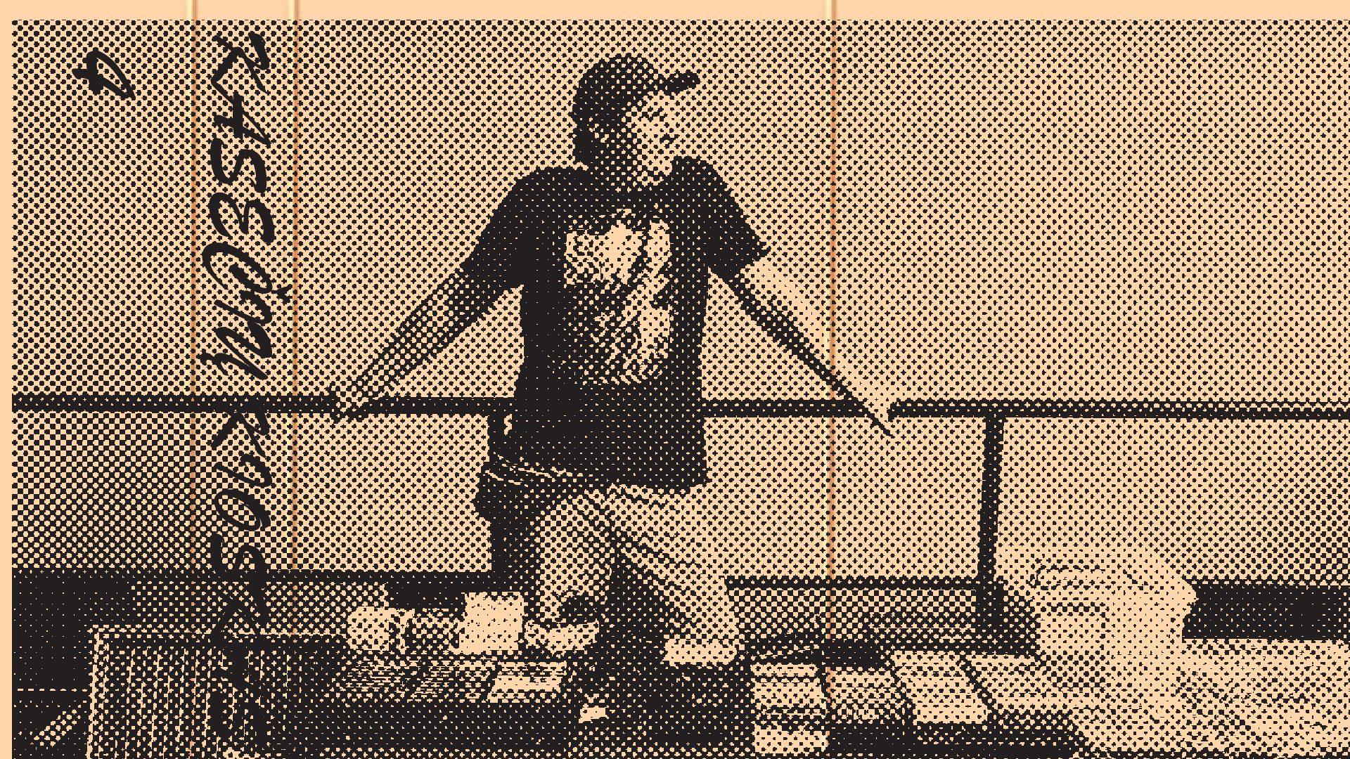4th show. Lithuanian music that has been released on cassettes from the 90s to the present day. The show will feature: Giedrius Kuprevičius, Gintaras Sodeika, 'Ragis', 'Arno Apple', 'Echidna aukštyn', Viačeslavas Ganelinas, Pijus Džiugas Meižis, 'Without Letters', 'Ąžuoliniai berželiai' and Nervų sistemos tyrimų centro cassette.